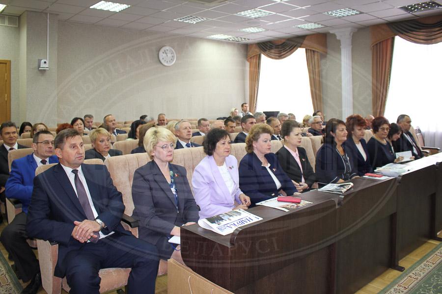 В НАН Беларуси состоялся семинар по законодательному обеспечению научной, научно-технической и инновационной деятельности